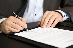 Агентский договор на совершение сделок с ценными бумагами: бланк, образец 2019