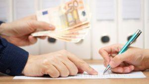 Взыскание денежных средств по расписке